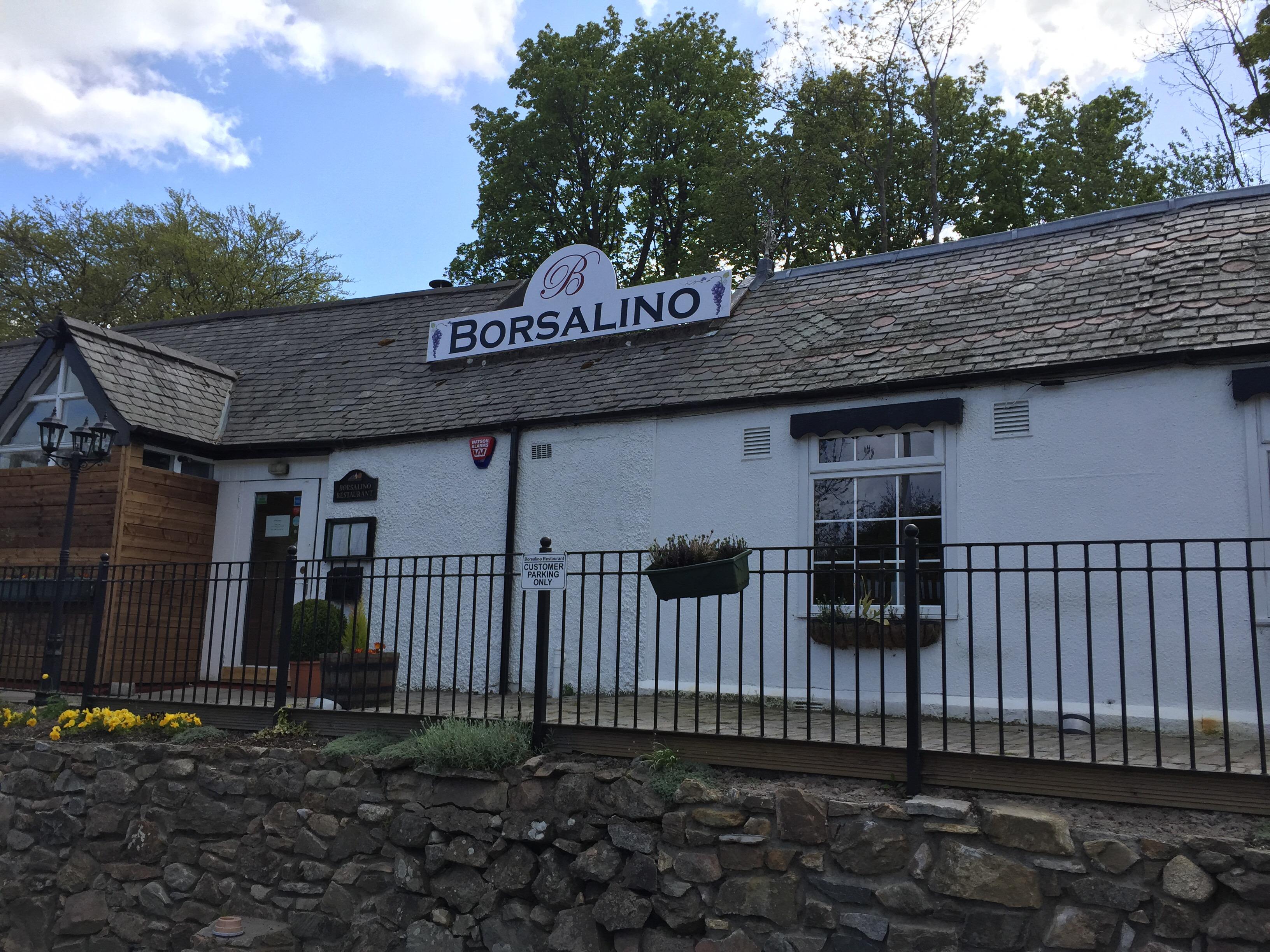 Borsalino Italian Restaurant Aberdeen